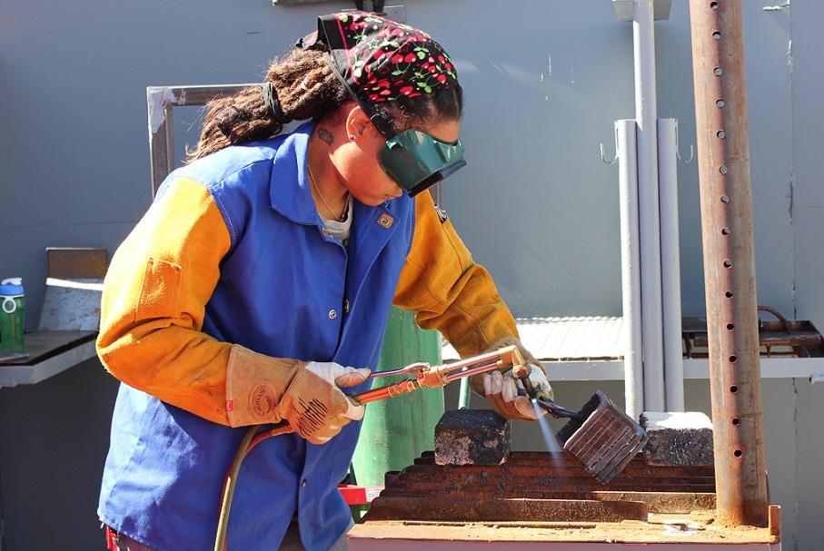 Welding Technology - AWS SENSE Welding Level I (Entry Level Welder